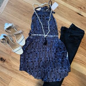 Free People Mid-Summer Day Tunic
